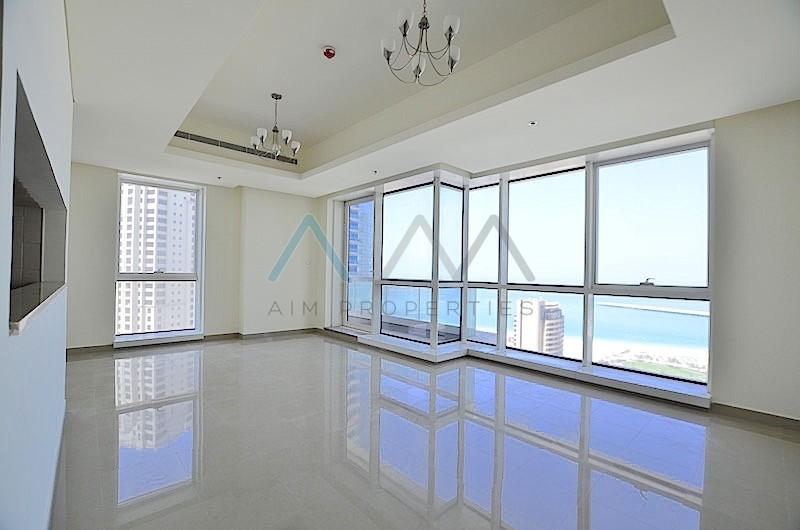 One Month Free:41st Floor Fabulous 1BR