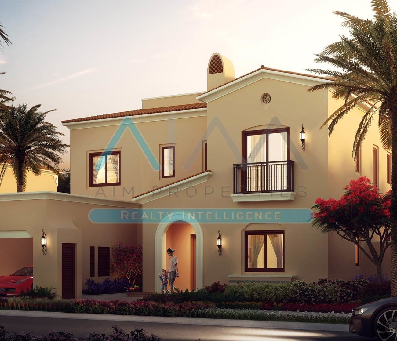 3 Bedroom Villa | 4% DLD WAIVER | 0% COM