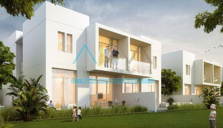 Affordable 3Bed Villa Pay 60% On Handover