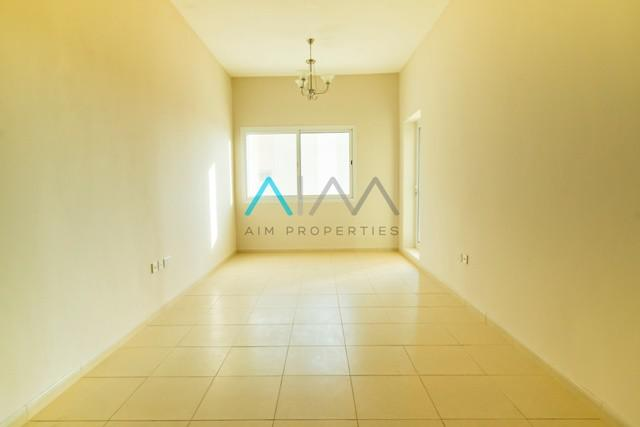 Spacious 1 bedroom apartment with gym